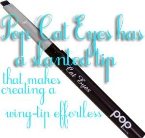 pop cat eye