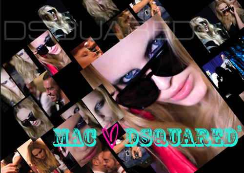 MAC loves DSquared
