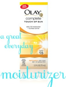 olay complete SPF15