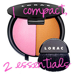 Lorac Blush/Bronzer Duo