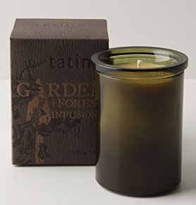 Tatine Garden & Forest Infusion candle