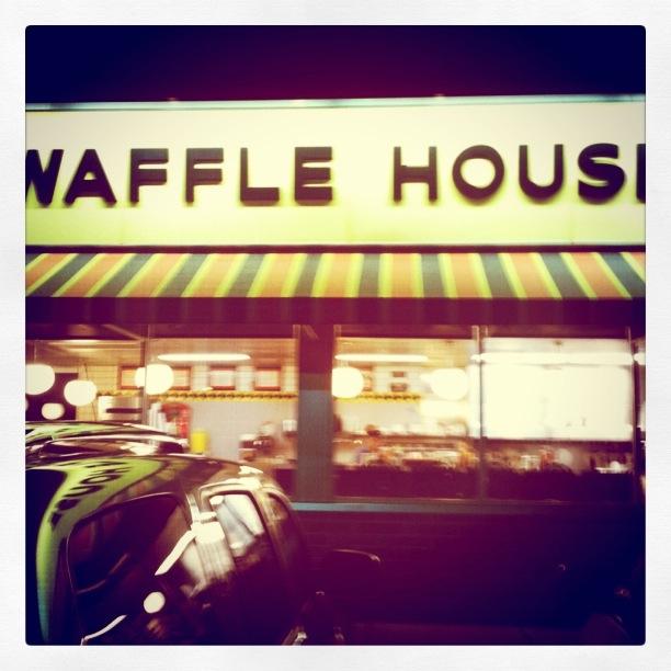 Weekend favorites sugarsocial for Waffle house classic jukebox favorites