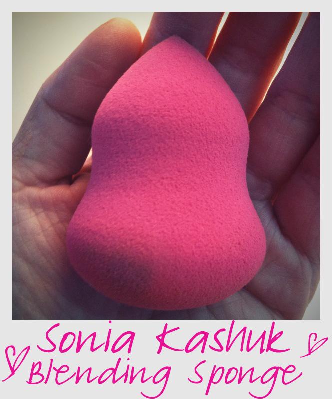 sonia kashuk brush sponge cleanser